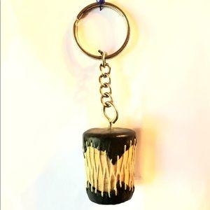 Drum key chain